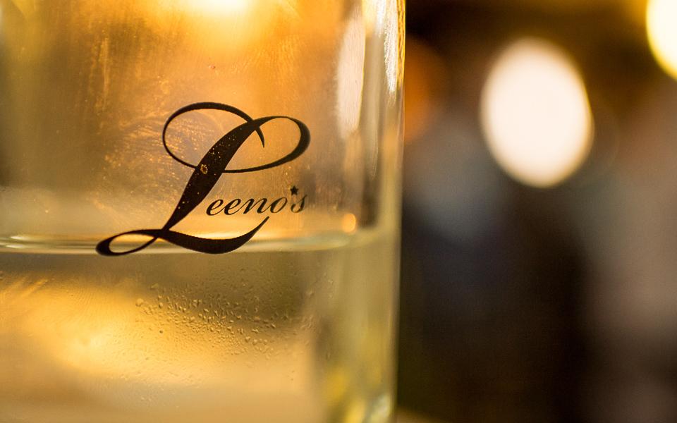 Leeno's water bottle
