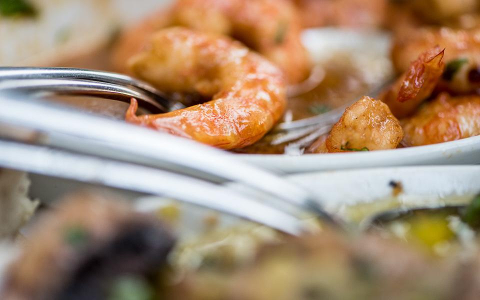 Leeno's shrimps