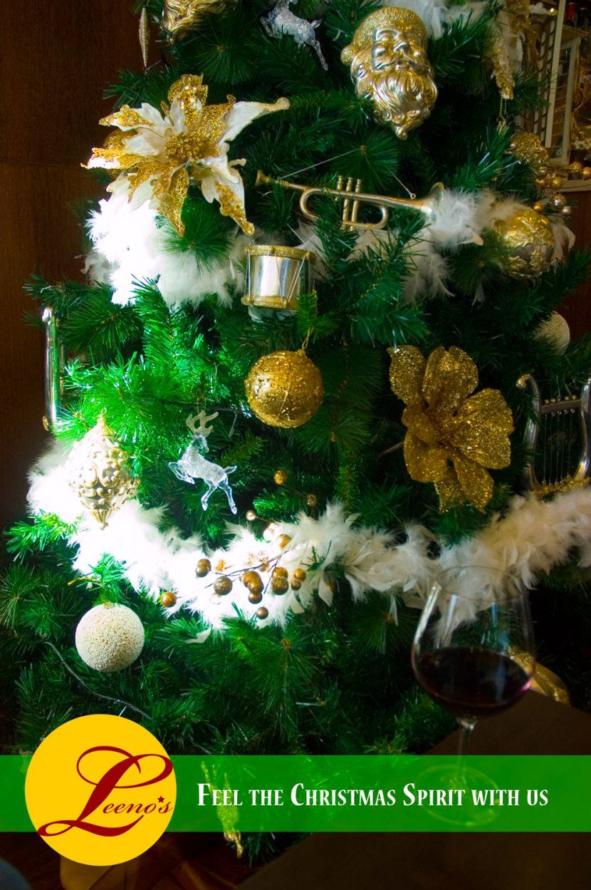 Christmas Leenos Restaurant Madeira